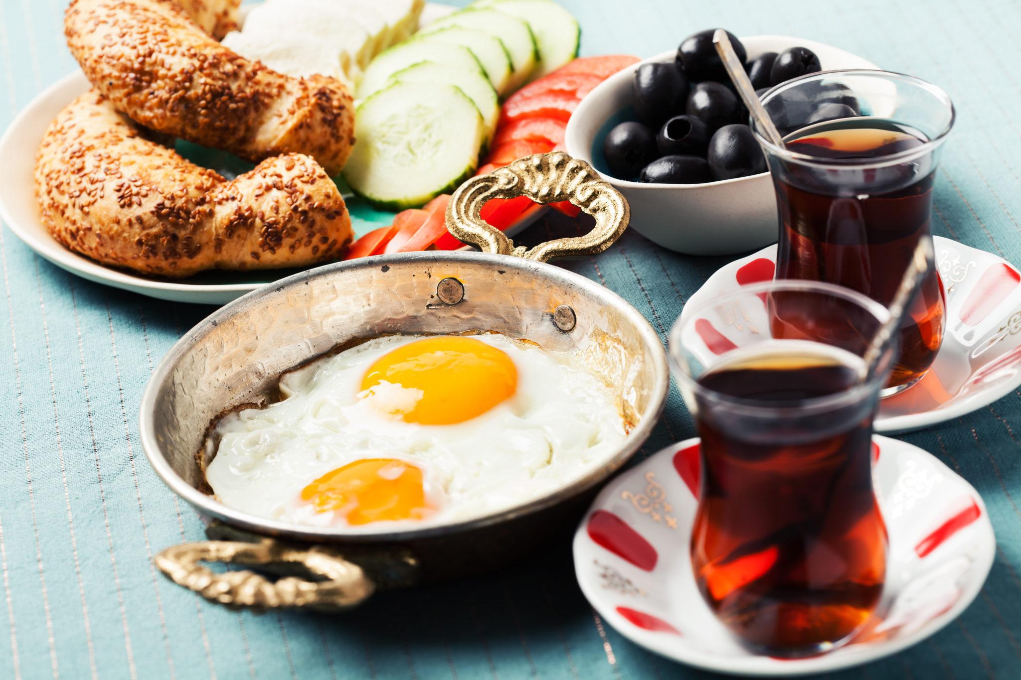 Śniadanie